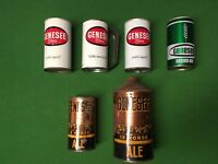 Genesee Beer 12 Horse Ale Quart Cone Top Can