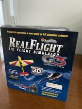 RealFlight R/C Flight Simulator G3 with InterLink Plus Controller - Complete