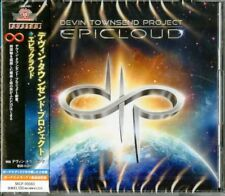 DEVIN TOWNSEND PROJECT-EPICLOUD-JAPAN 2 CD BONUS TRACK H75