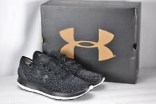 Men's Under Armour Speedform Slingride 1.1 Running Shoes Black/White 13