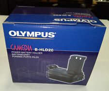 Olympus B-HLD20 Power Grip Battery Holder for C-5060 & C-7070 Camera 200416