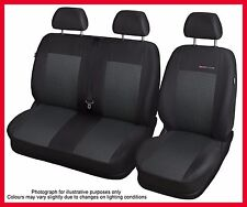 Tailored seat covers for Nissan Primastar LEFT HAND DRIVE 1+2   (P3)