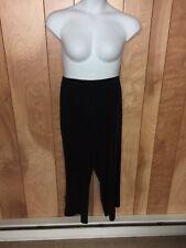 WOMEN'S GRAFF LADY BLACK PANTS-SIZE: 2X