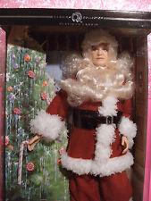 BARBIE I Love Lucy The Christmas Show Santa Fred Mertz PLATINUM 2009 Label NRFB