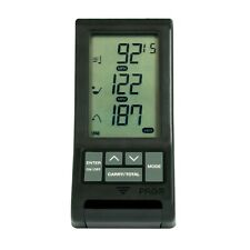 New PRGR Black Portable Launch Monitor Golf - Doppler Radar - Pocket Sized