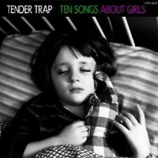 TENDER TRAP - TEN SONGS ABOUT GIRLS  VINYL LP ROCK INDEPENDENT NEW+