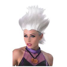 Adultos Ursula La Sirenita Disney Para mujeres Vestido Elaborado Disfraz Peluca 36577