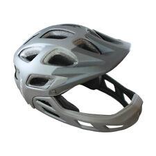 Author bicycle helmet fullface Creek FF size M 54cm-57cm BMX dirt grey