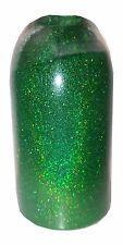 Grass Green Holographic .004 True Ultra Fine Nail Glitter Art Powder DIY Polish!