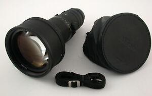 NIKON 2,8/300 300 300m F2,8 2,8 Ai ED MF premium lichtstark adaptable EOS A7 MFT