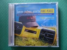 Ministry Presents Summer Anthems mixed by Dave Pearce CD (2000)