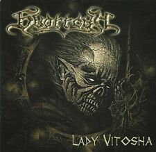 Svarrogh Lady Vitosha 2004 mythology Bulgarian pagan folk Cd
