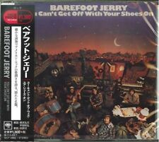 BAREFOOT JERRY-YOU CAN'T GET OFF WITH YOUR SHOES ON-JAPAN CD C41