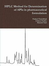 HPLC Method for Determination of APIs in Pharmaceutical Formulation by...