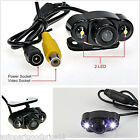 170° Car Rear View Backup Reverse Parking HD Camera CMOS Night Vision Waterproof