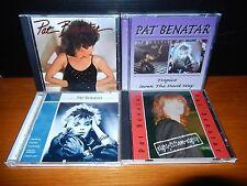 PAT BENATAR Crimes Of Passion + Tropico + 8-15-80 Very Best Album Ever MINT 4 CD