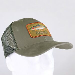 Fishpond Rainbow Trout Hat - Olive - FREE SHIPPING