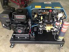 NEW scuba paintball breathing compressor scba fire