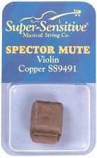 Super Sensitive Spector-Mute for Violin