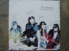 "All About Eve/The Dreamer (2 Versions) + 2 (Uk 12"" Vinyl Ep) Signed by All 4"