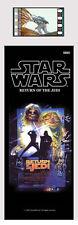 Film Cell Genuine 35mm Laminated Star Wars Return of the Jedi Bookmark USBM345