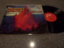"Arthur Lyman ""Percussion Spectacular"" DEMO LP"