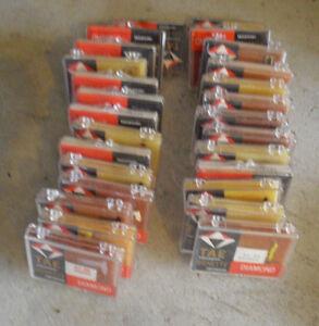 Lot of 27 Vintage TAE Ronette Diamond Record Player Needles NIP