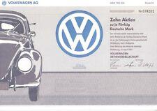 VW Volkswagen  AG 500DM Wolfsburg 1991