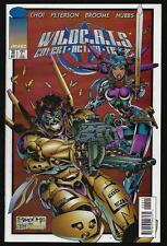 WildC. A.T.S & ltcovert Action Team & GT US Image Comic vol.1 # 38/'97