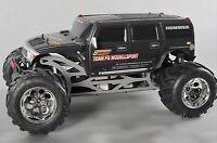 FG Monster-Hummer Elektro WB535, 4WD RC-Car allrad