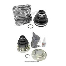 New Inner & Outer Rear CV Axle Boot Kit for BMW E30 318is 325i 325is M3
