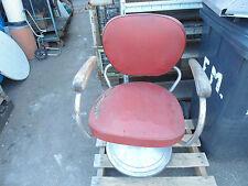 Alter Friseurstuhl - Sessel 50er Jahre
