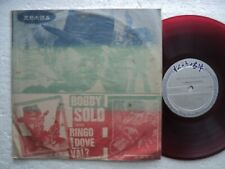 Bobby Solo/ Best Movie theme favorites - Rare TAIWAN red Vinyl 10 inch LP