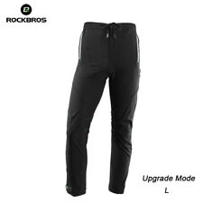 RockBros Cycling Casual Pants Bicycle Bike Tights Sports Riding Long Trousers Upgraded Mode L