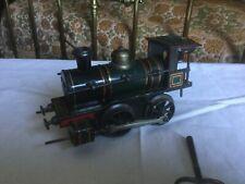 Clockwork 0 Gauge Locomotive Working No Maker Mark