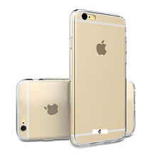 "COVER TPU ¡¡ 100% GEL SILICONE !! TRANSPARENT FOR IPHONE 6S (4,7"") + PROTECTOR"