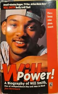 Will Power: Biography of Will Smith by Jan Berenstain (Paperback, 1997)