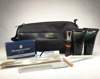 El Al Airlines First Class Travel Amenity Bag With Toiletries Bangkok Israel
