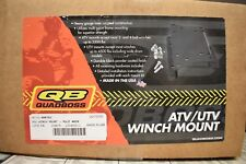 QuadBoss - 1508Tr - Winch Mount Kit For Kawasaki (Fits: More than one vehicle)