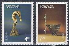 Faeroer/Faroer postfris 1993 MNH 248-249 - Europa