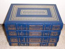 Easton Press NOVELS OF AYN RAND Atlas Shrugged Fountainhead We The Living 4 vols