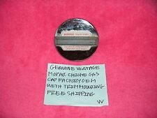GENUINE VINTAGE FACTORY OEM MOPAR CHROME GAS CAP WITH TRIM FREE SHIPPING