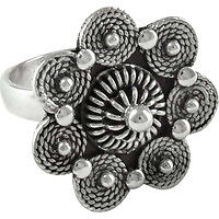 Rava Work 925 Sterling Silver Ring Wholesale