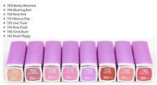 (1) Maybelline Colorsensational Rebel Bloom Collection Lipstick, You Choose