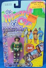 """1988 The Wizard Of Oz Scarecrow 3 3/4"""" Action Figure MOC MIP 50th Anniversary"""