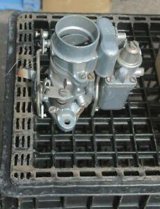1939 1940 1941 1942 1945 Opel Rebuilt Carter 6669156 DFPR Carburetor RARE
