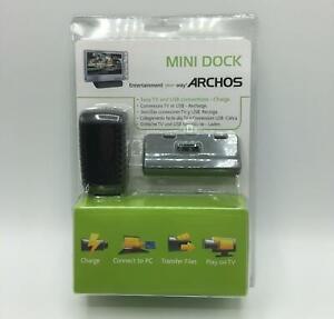 Archos Gen 5 Mini Dock for Models 405 605 705 (500975)