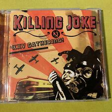 Killing Joke – XXV Gathering : Let Us Prey - CD - Promo