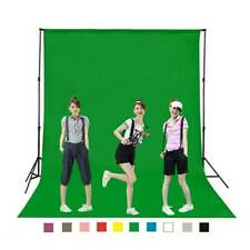 Solid Color Vinyl Photo Backgrounds Studio Photography Screen Backdrop Cloth