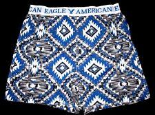 MENS AMERICAN EAGLE GEO TRIBAL BOXER SHORTS SIZE L (35/38)